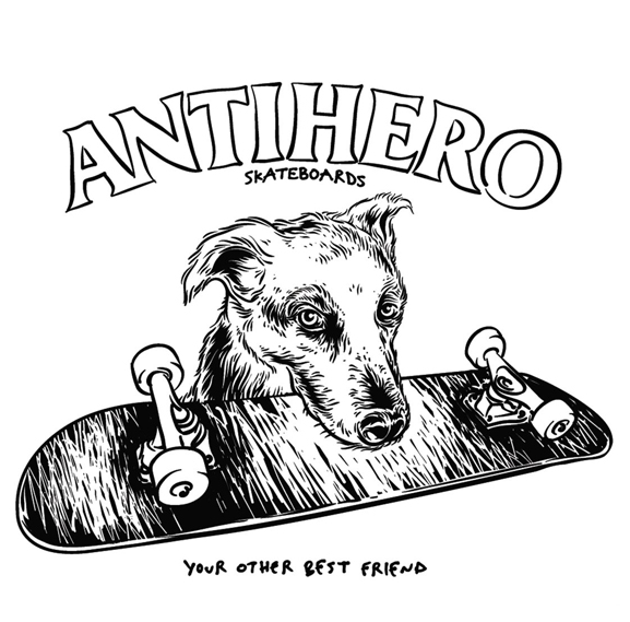 Anti Hero – Your other best friend