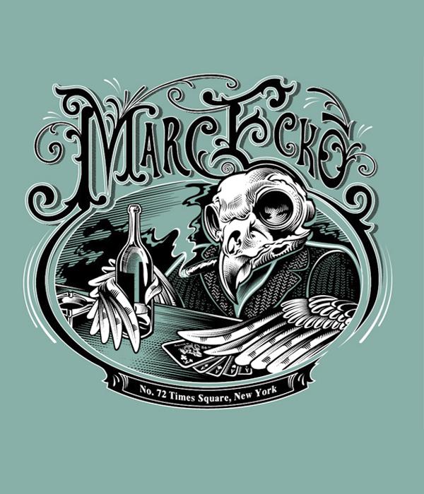 Bar Owl tee for Ecko